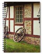 Cartwheels Spiral Notebook