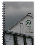 Casa Bianca 1908 Spiral Notebook