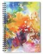 Casa De Campo 01 Spiral Notebook