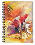 Casa De Campo 02 Spiral Notebook