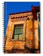 Casa De Las Brujas Spiral Notebook