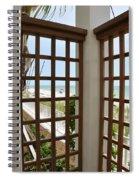 Casa Del Laplaya Spiral Notebook