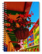 Casa Dulce Spiral Notebook