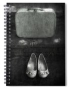 Case And Shoes Spiral Notebook