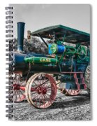 Case Tractor Spiral Notebook