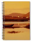Cashel, Achill Island, County Mayo Spiral Notebook