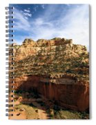 Cassidy Arch Overlook Spiral Notebook