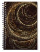 Cassiopeia Spiral Notebook