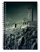 Castelgrande Bellinzona Spiral Notebook