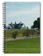 Castle Barn 3 Spiral Notebook