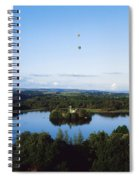 Castle Island, Lough Key Forest Park Spiral Notebook
