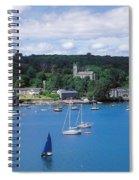 Castletownsend, Co Cork, Ireland Spiral Notebook