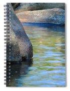 Castor River Reflections Spiral Notebook