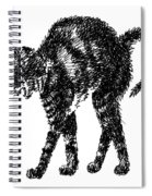 Cat-artwork-prints-2 Spiral Notebook