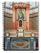 Cataldo Mission Altar - Idaho State Spiral Notebook