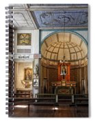 Cataldo Mission Altar And Interior Spiral Notebook