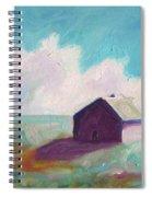 Catawba Virginia Barn Spiral Notebook