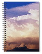 Catch The Wave Spiral Notebook