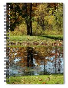 Catching Frogs Spiral Notebook
