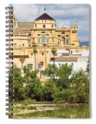 Cathedral Mosque Of Cordoba Spiral Notebook