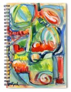 Cathedral Of The Heart Spiral Notebook