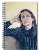 Catherine Spiral Notebook
