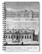 Catherine Palace, 1761 Spiral Notebook