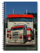 Catr0270-12 Spiral Notebook