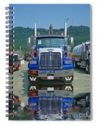 Catr0312-12 Spiral Notebook