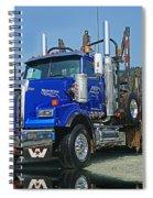 Catr0315-12 Spiral Notebook