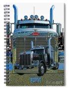 Catr0348-12 Spiral Notebook