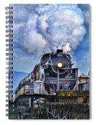 Catr064-07 Spiral Notebook