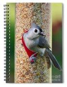 Caught Ya Spiral Notebook
