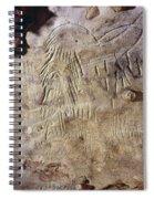Cave Art: Mammoth Spiral Notebook
