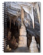 Cave Formations 44 Spiral Notebook