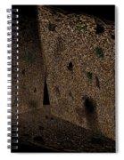 Cavern Walls Spiral Notebook