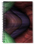 Caverns Of Wonder Spiral Notebook