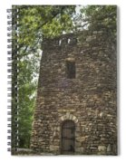 Ccc Water Tower Spiral Notebook