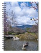 Celebrating Spring Spiral Notebook