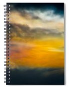 Celestial Beauty Spiral Notebook