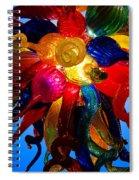Celestial Glass 7 Spiral Notebook