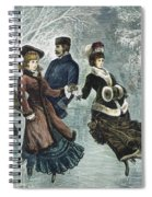 Central Park, Nyc, 1877 Spiral Notebook