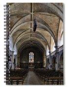 Centuries Old Church Spiral Notebook