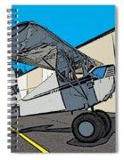 Cessie Spiral Notebook