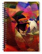 Chalk Face Spiral Notebook
