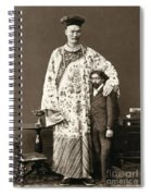 Chang Woo Gow, Chinese Giant Spiral Notebook