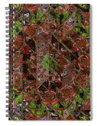 Chaos Spiral Notebook