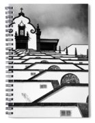Chapel In Azores Spiral Notebook
