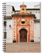 Chapel Of Conception In Cordoba Spiral Notebook