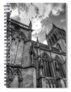 Chapel Of St. John's College - Cambridge Spiral Notebook